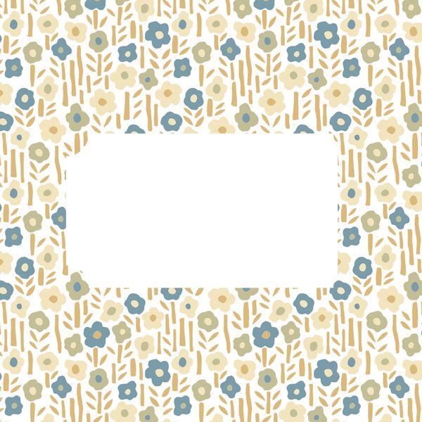 Imagem principal do produto Caderno para resumos floral