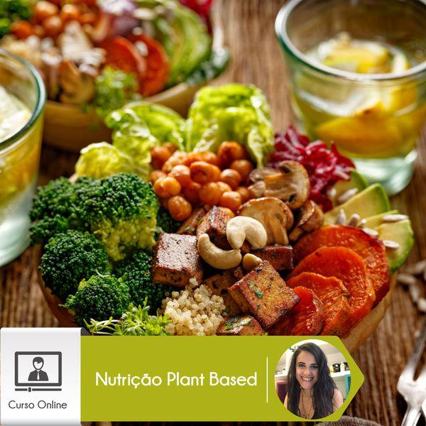 Imagem principal do produto CO3015 - Curso Online Nutrição Plant Based