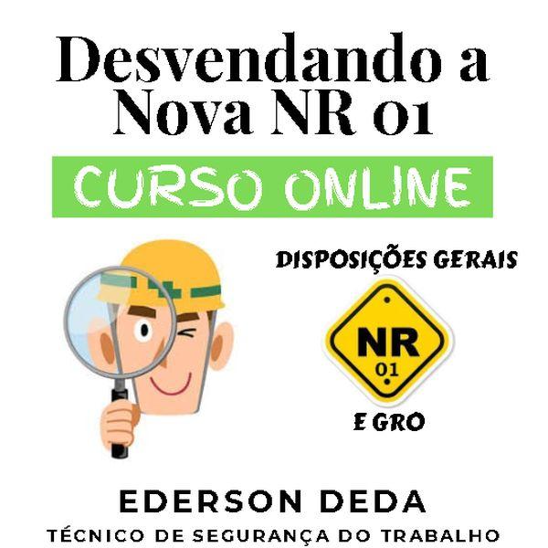 Imagem principal do produto Desvendando a Nova NR 01