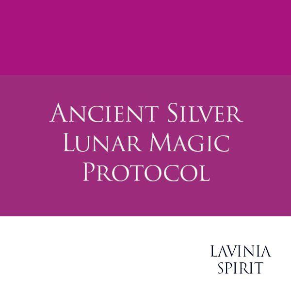 Imagem principal do produto Ancient Silver Lunar Magic Protocol
