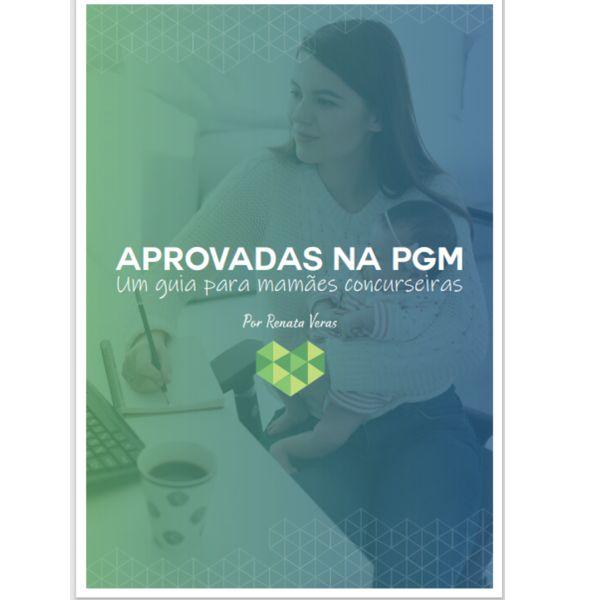 Imagem principal do produto APROVADAS NA PGM