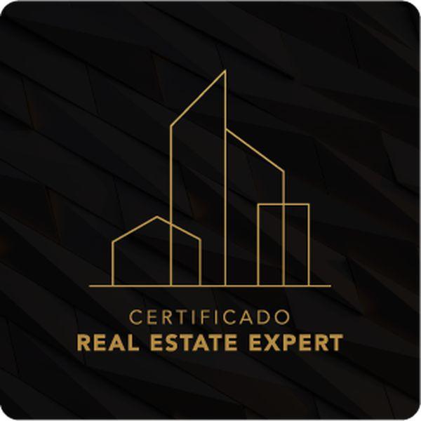 Imagem principal do produto Certificado Real Estate Expert