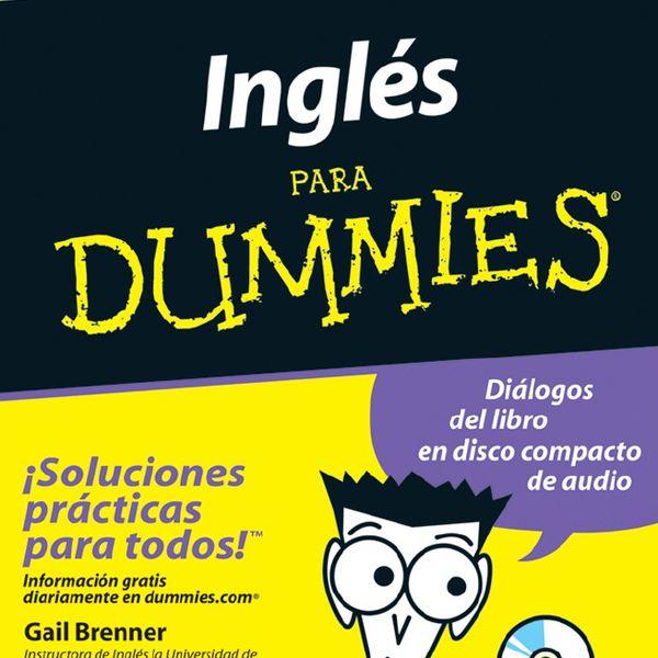 Imagem principal do produto CURSO DE INGLES PARA DUMMIES