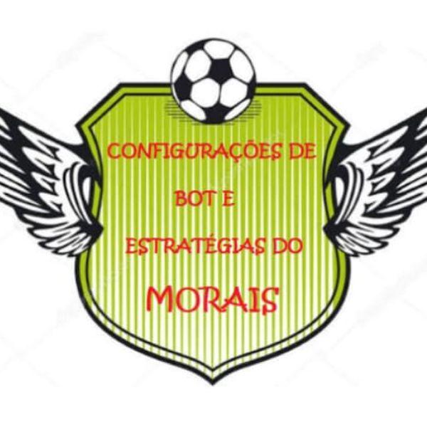 Imagem principal do produto CURSO DE CONFIGURAÇÃO DE BOT E ESTRATEGIAS DO MORAIS