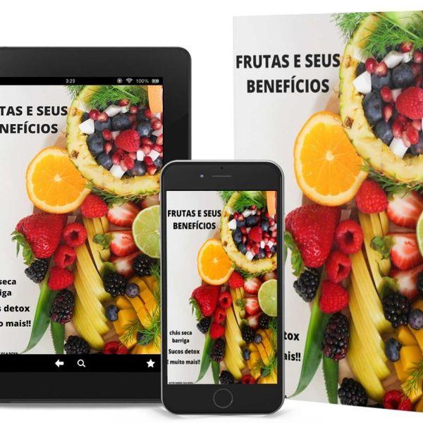 Imagem principal do produto Frutas e seus benefícios
