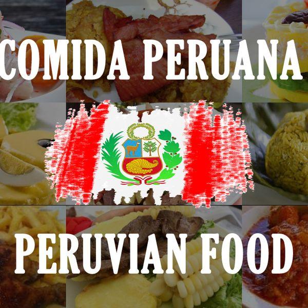 Imagem principal do produto 10 RIQUÍSIMAS RECETAS DE COMIDA PERUANA + 1 POSTRE