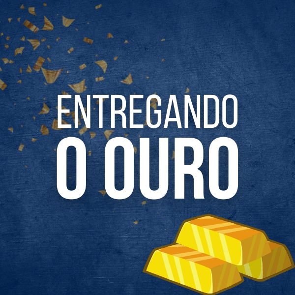 Imagem principal do produto ENTREGANDO O OURO