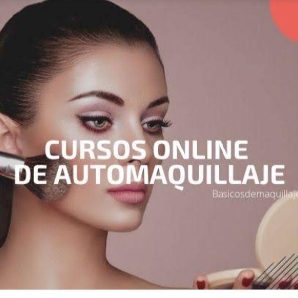 Imagem principal do produto Cursos de maquillaje avanzando