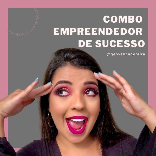 Imagem principal do produto Combo empreendedor de sucesso.