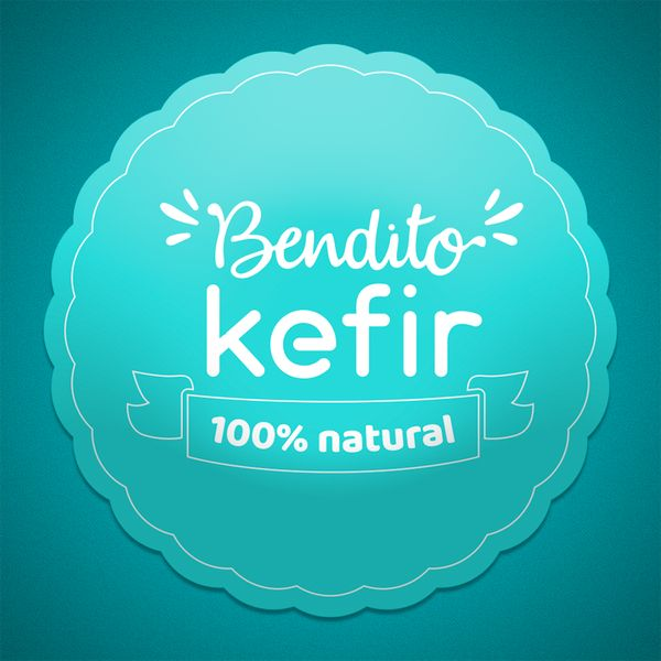 Imagem principal do produto Bendito Kefir