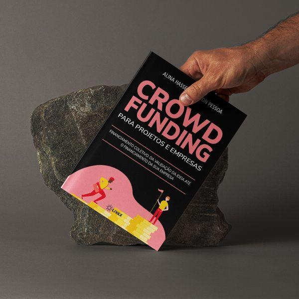 Imagem principal do produto CROWDFUNDING: PARA PROJETOS E EMPRESAS