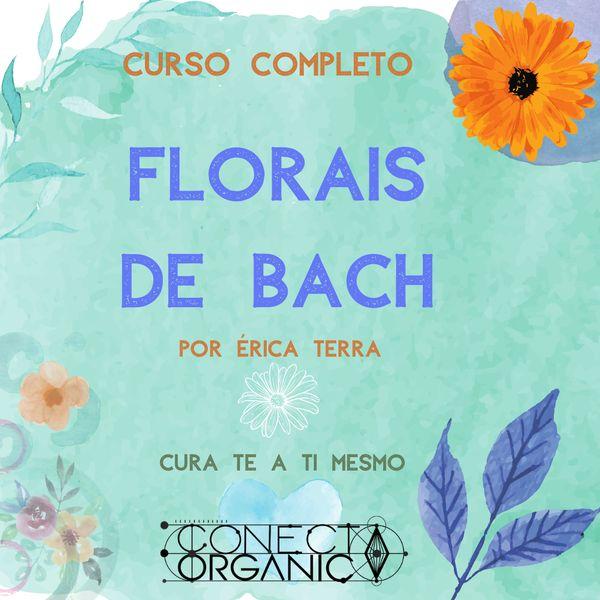 Imagem principal do produto Florais de Bach - Curso Completo