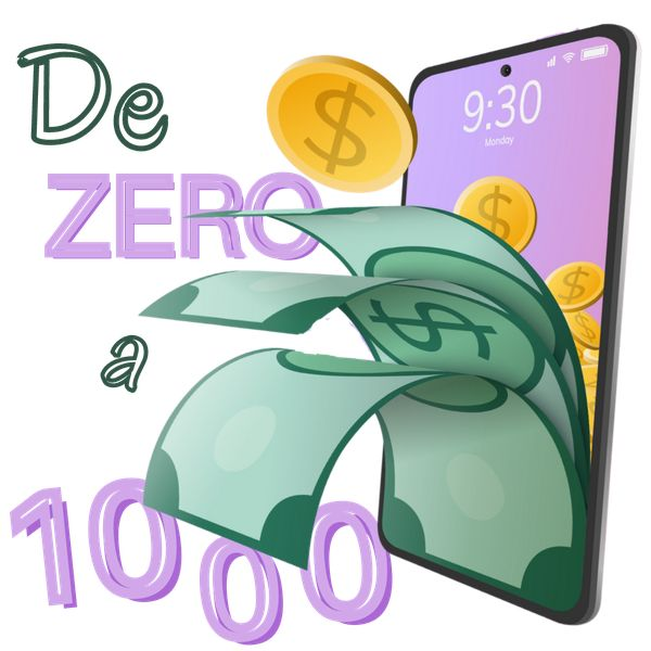 Imagem principal do produto De Zero a 1000$ - Comunidade e Mentoria