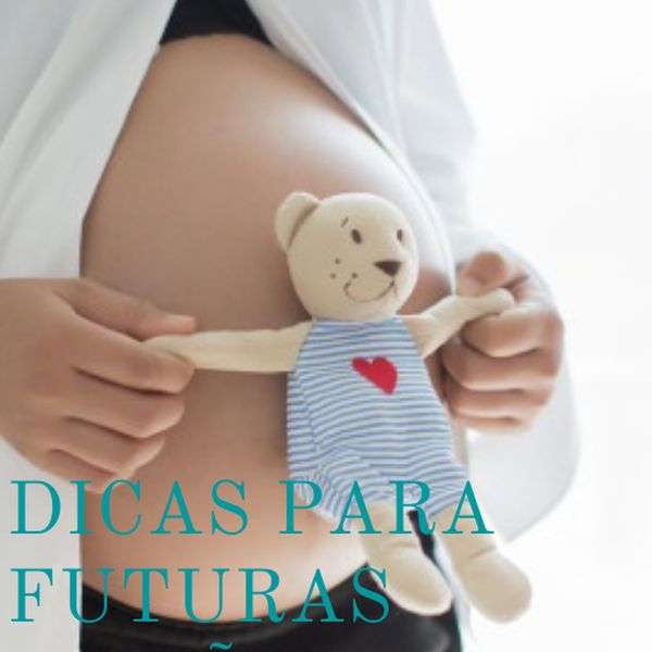 Imagem principal do produto Dicas para futuras mamães