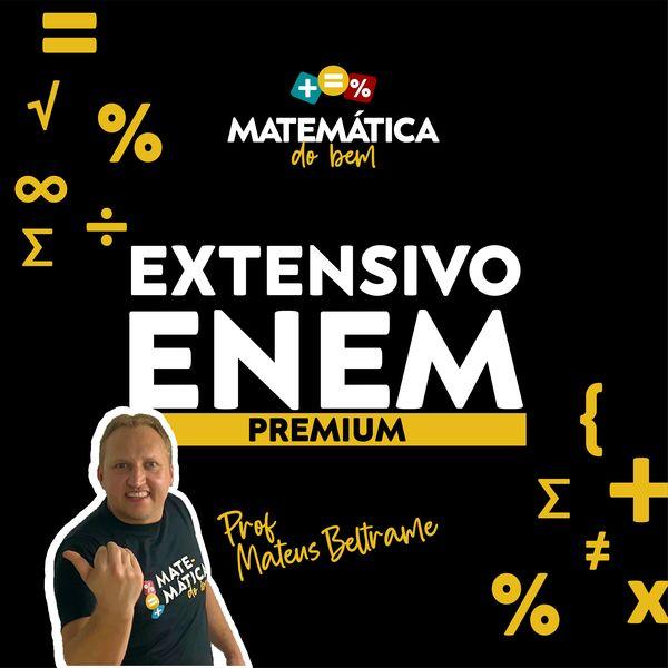Imagem principal do produto Extensivo ENEM - PREMIUM