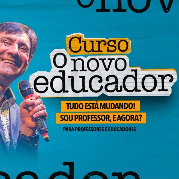 Imagem principal do produto O Novo Educador
