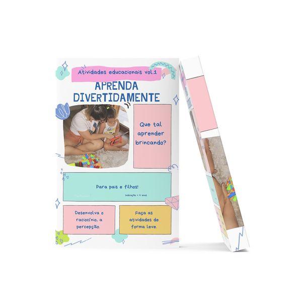 Imagem principal do produto Atividades infantil vol.1