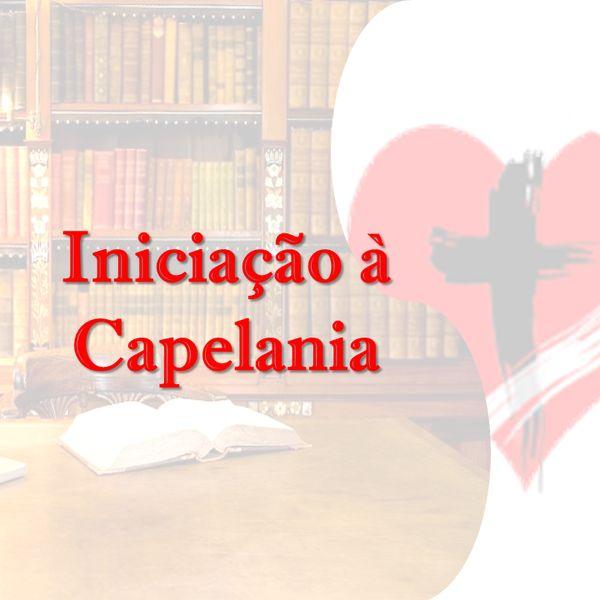 Imagem principal do produto Iniciação à Capelania