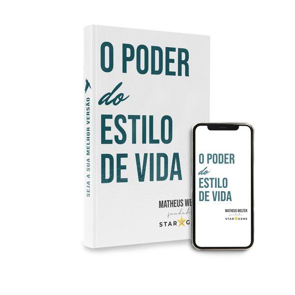 Imagem principal do produto E-book  O Poder do Estilo de Vida