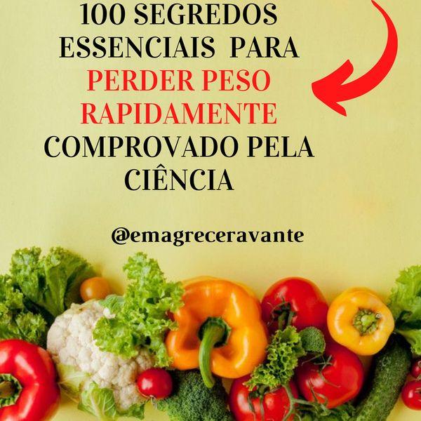 Imagem principal do produto 100 Segredos Essenciais para Perder Peso Rapidamente