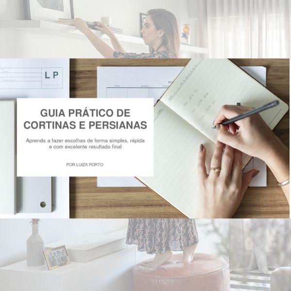 Imagem principal do produto GUIA PRÁTICO DE CORTINAS E PERSIANAS