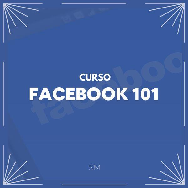 Imagem principal do produto Curso Facebook 101