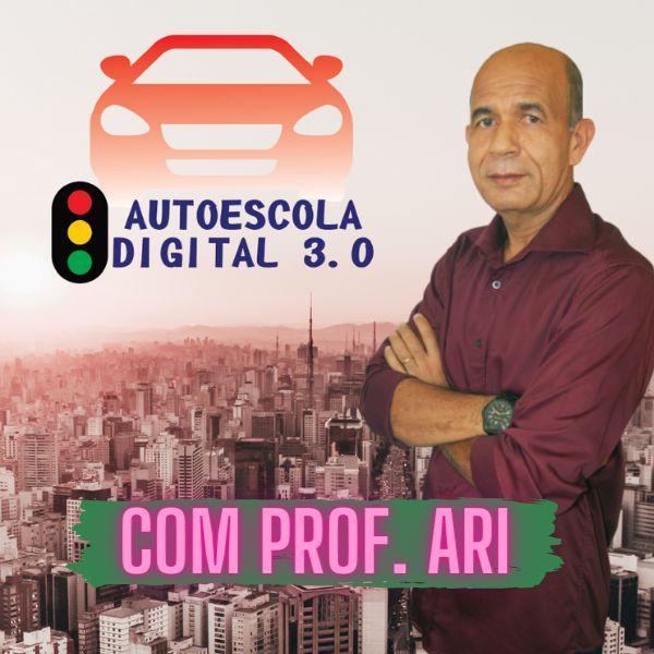 Imagem principal do produto Auto Escola Online 3.0