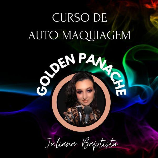 Imagem principal do produto Curso de auto maquiagem GOLDEN PANACHE