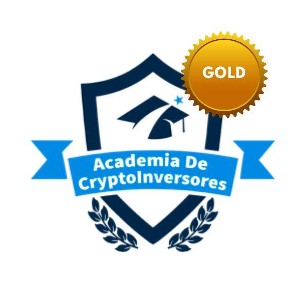 Imagem principal do produto Academia de CryptoInversores Gold