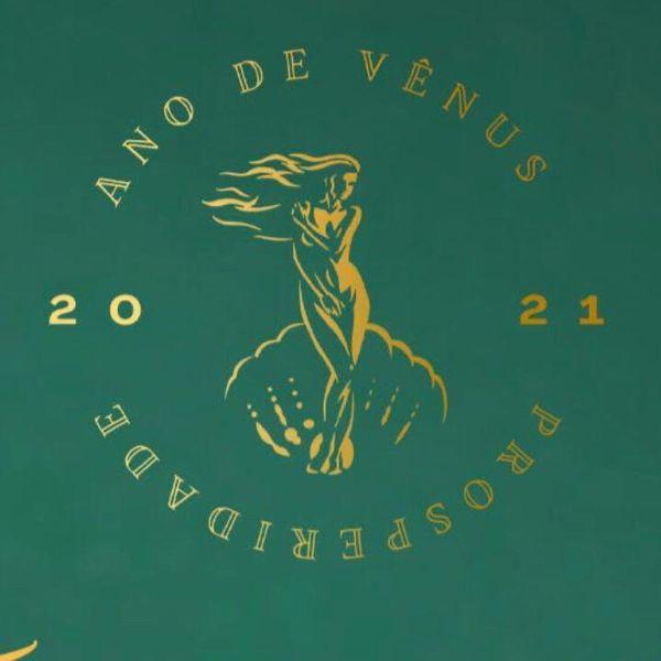 Imagem principal do produto Ano de Vênus: 2021