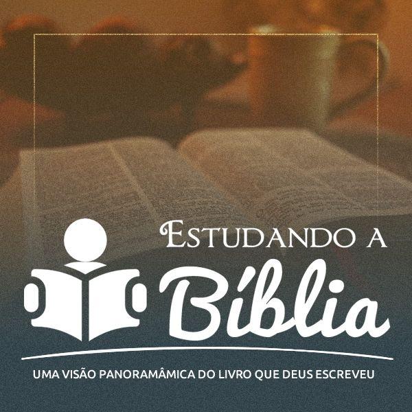 Imagem principal do produto Estudando a Bíblia