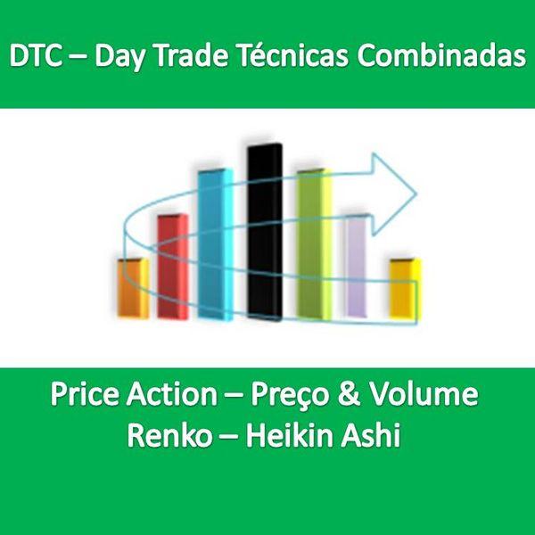 Imagem principal do produto Day Trade Técnicas Combinadas