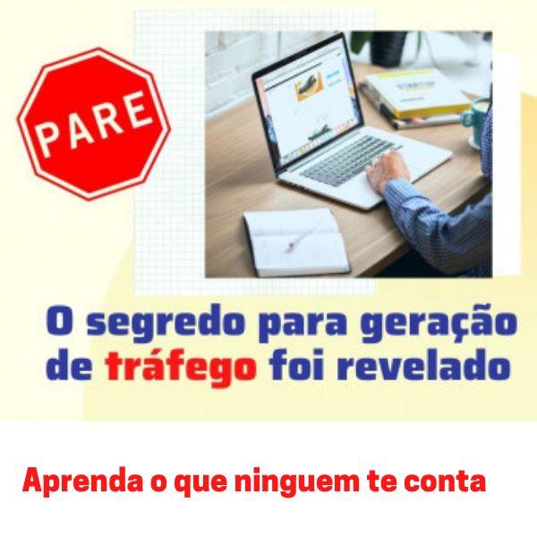 Imagem principal do produto Geração de Tráfego - PLR