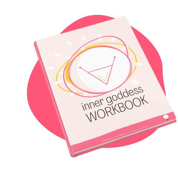 Imagem principal do produto Inner Goddess Workbook - Livro de Exercícios