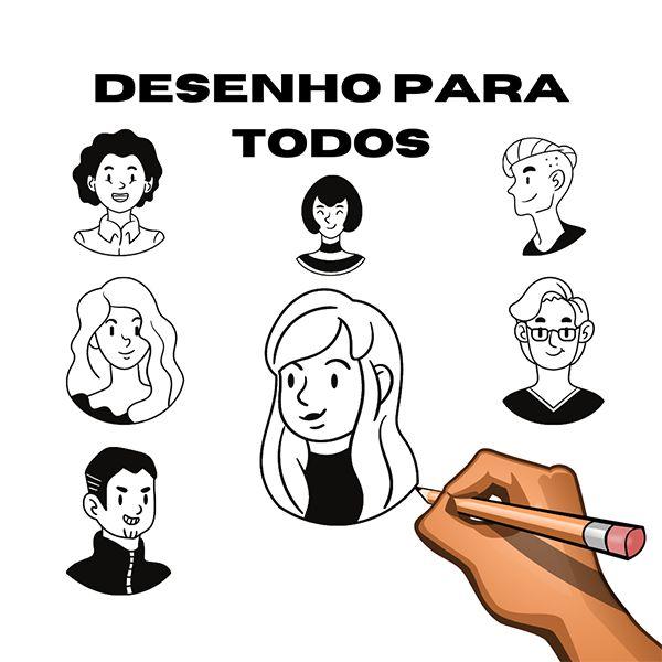 Imagem principal do produto Desenho para Todos