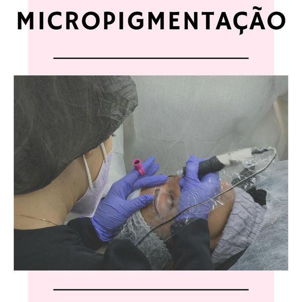 Imagem principal do produto Apostila de micropigmentação