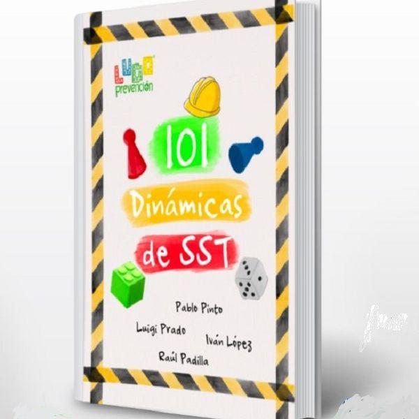 Imagem principal do produto Libro 101 Dinámicas de SST
