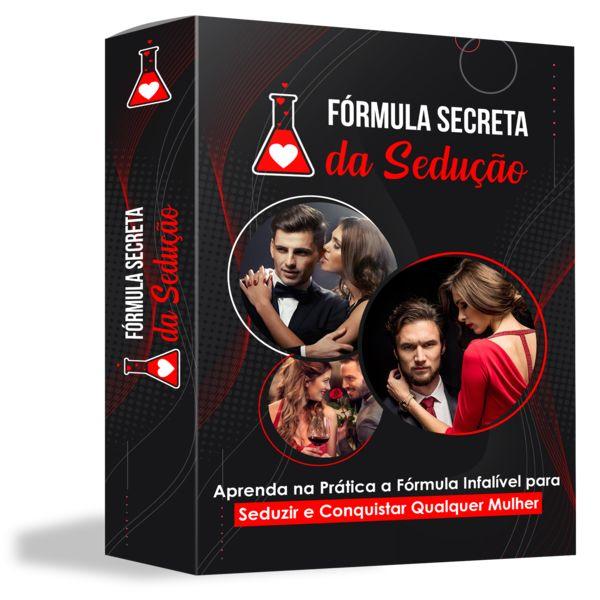 Imagem principal do produto Formula Secreta da Sedução