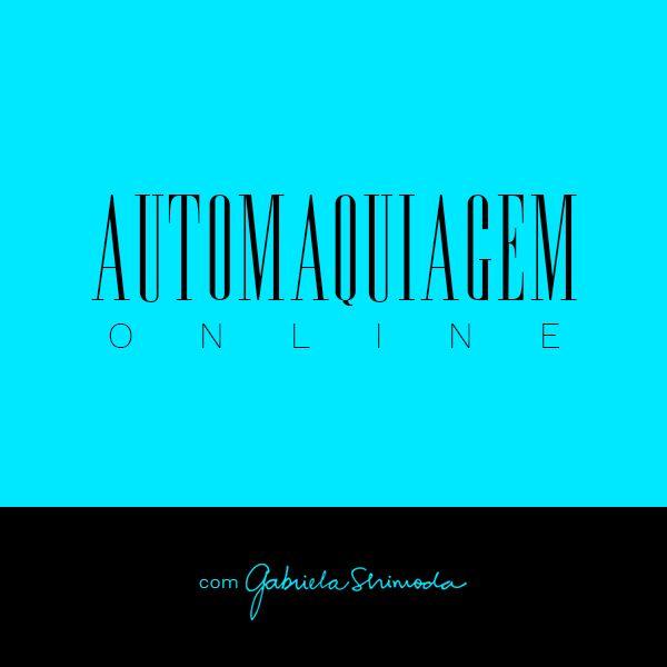 Imagem principal do produto Automaquigem Online - com Gabriela Shimoda