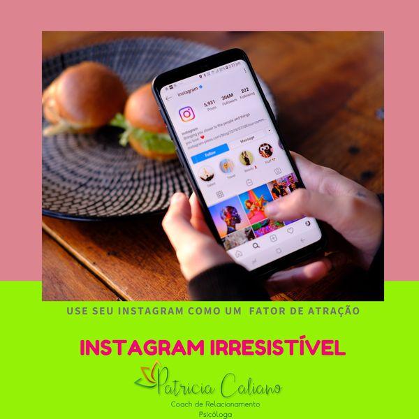Imagem principal do produto Instagram Irresistível