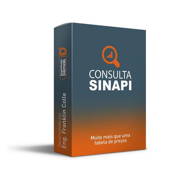 Imagem principal do produto Consulta SINAPI 2.0