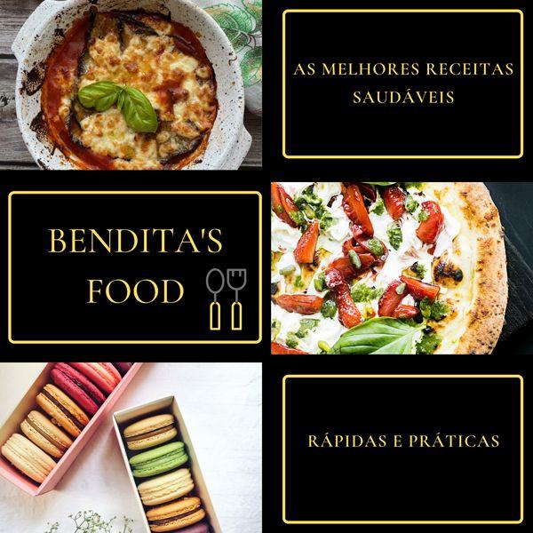 Imagem principal do produto Bendita's Food - As melhores receitas saudáveis
