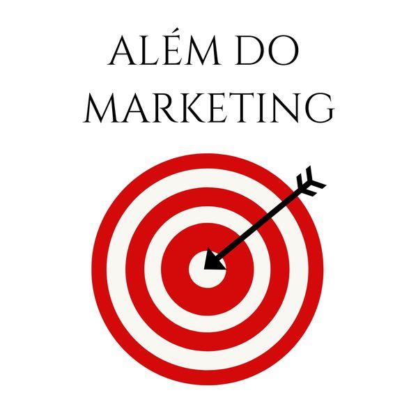 Imagem principal do produto ALÉM DO MARKETING