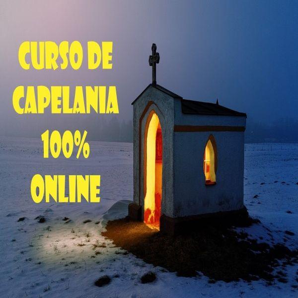 Imagem principal do produto Curso de capelania