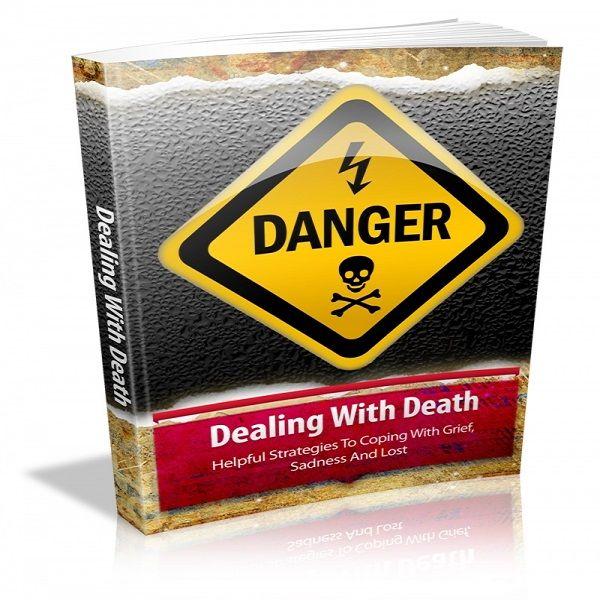 Imagem principal do produto Dealing with Death