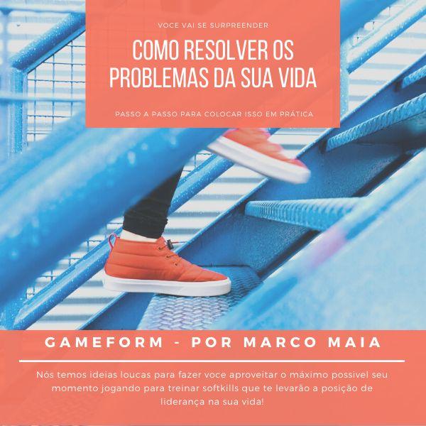 Imagem principal do produto COMO RESOLVER OS PROBLEMAS DA SUA VIDA