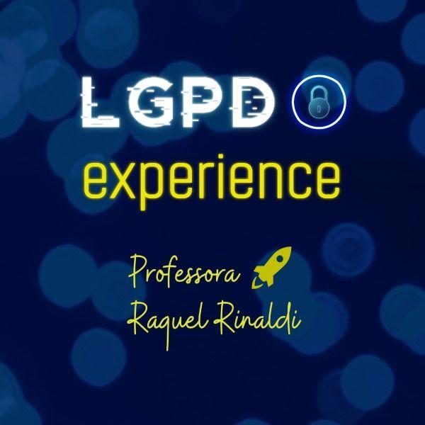 Imagem principal do produto LGPD EXPERIENCE