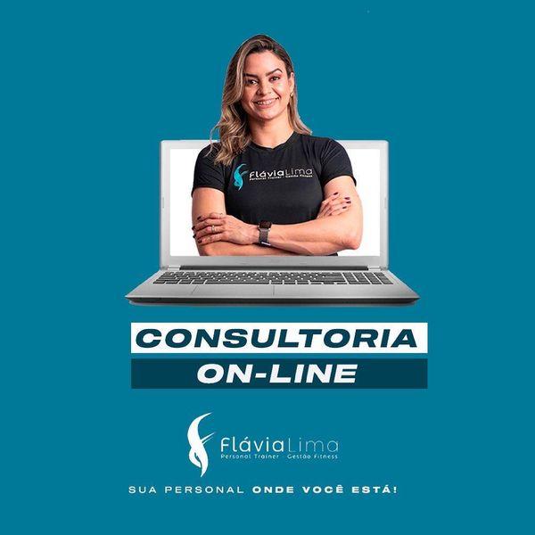 Imagem principal do produto CONSULTORIA ONLINE DE TREINO