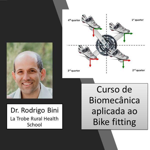 Imagem principal do produto Biomecânica do Ciclismo Applicada ao Bike fit