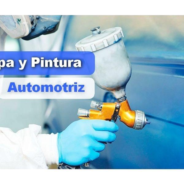 Imagem principal do produto Chapa y Pintura Automotriz   Manual PDF